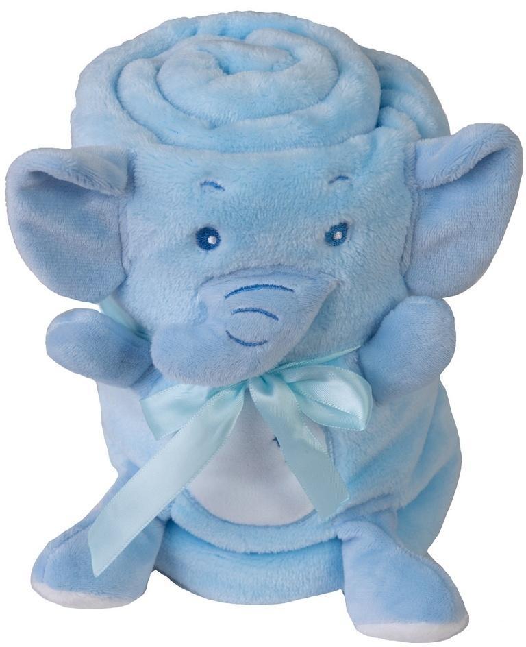 Babymatex Detská deka Willy Slon, 85 x 100 cm