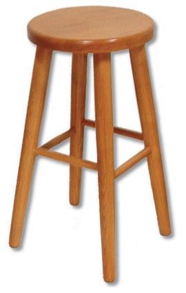 Barová stolička KT 242