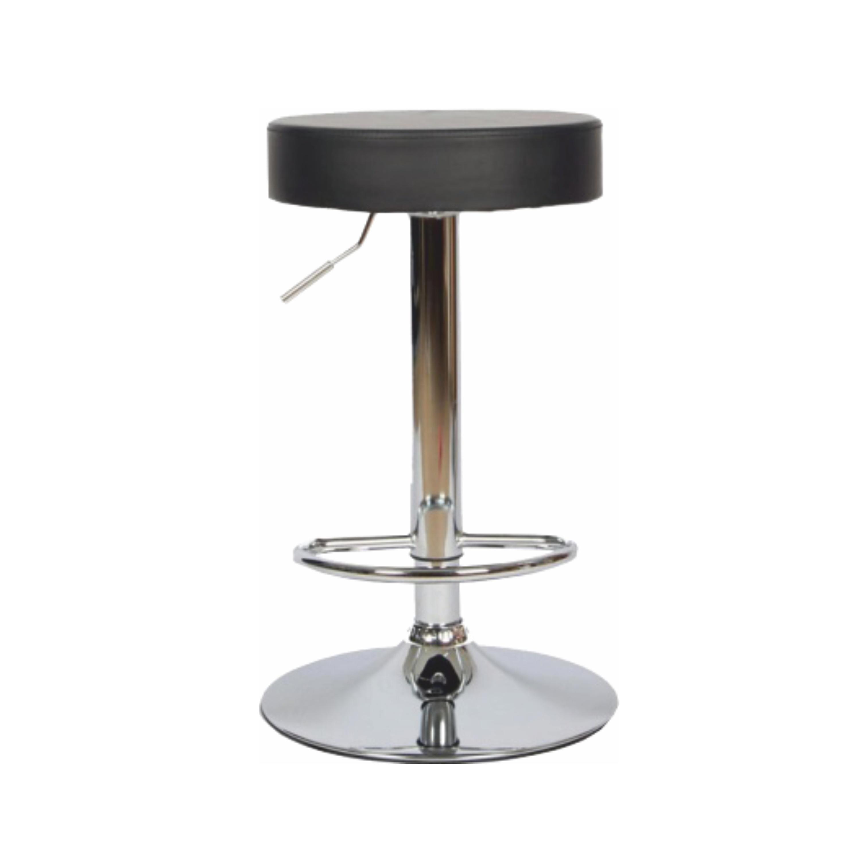 Barová stolička Adrona (čierna)