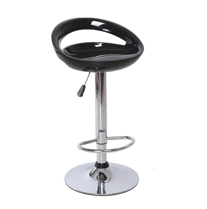 Barová stolička Drymen Nove čierna