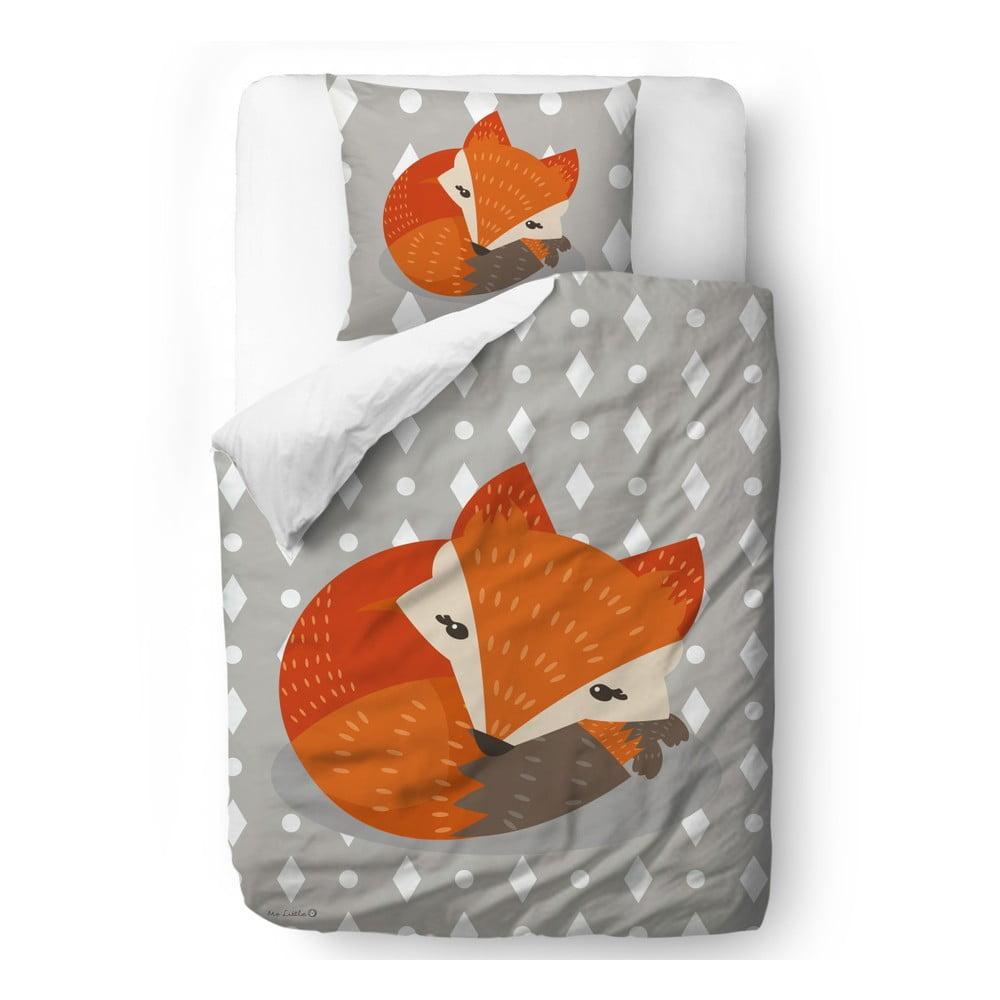 Bavlnené obliečky Mr. Little Fox Good Rest, 140 x 200 cm