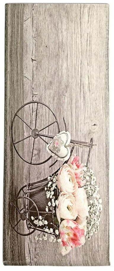 Behúň Floorita Bouquet, 60 x 240 cm
