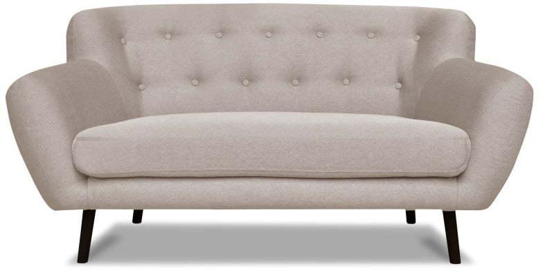 Béžová pohovka Cosmopolitan design Hampstead, 162 cm