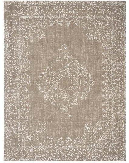 Béžový koberec LABEL51 Vintage, 160 x 140 cm