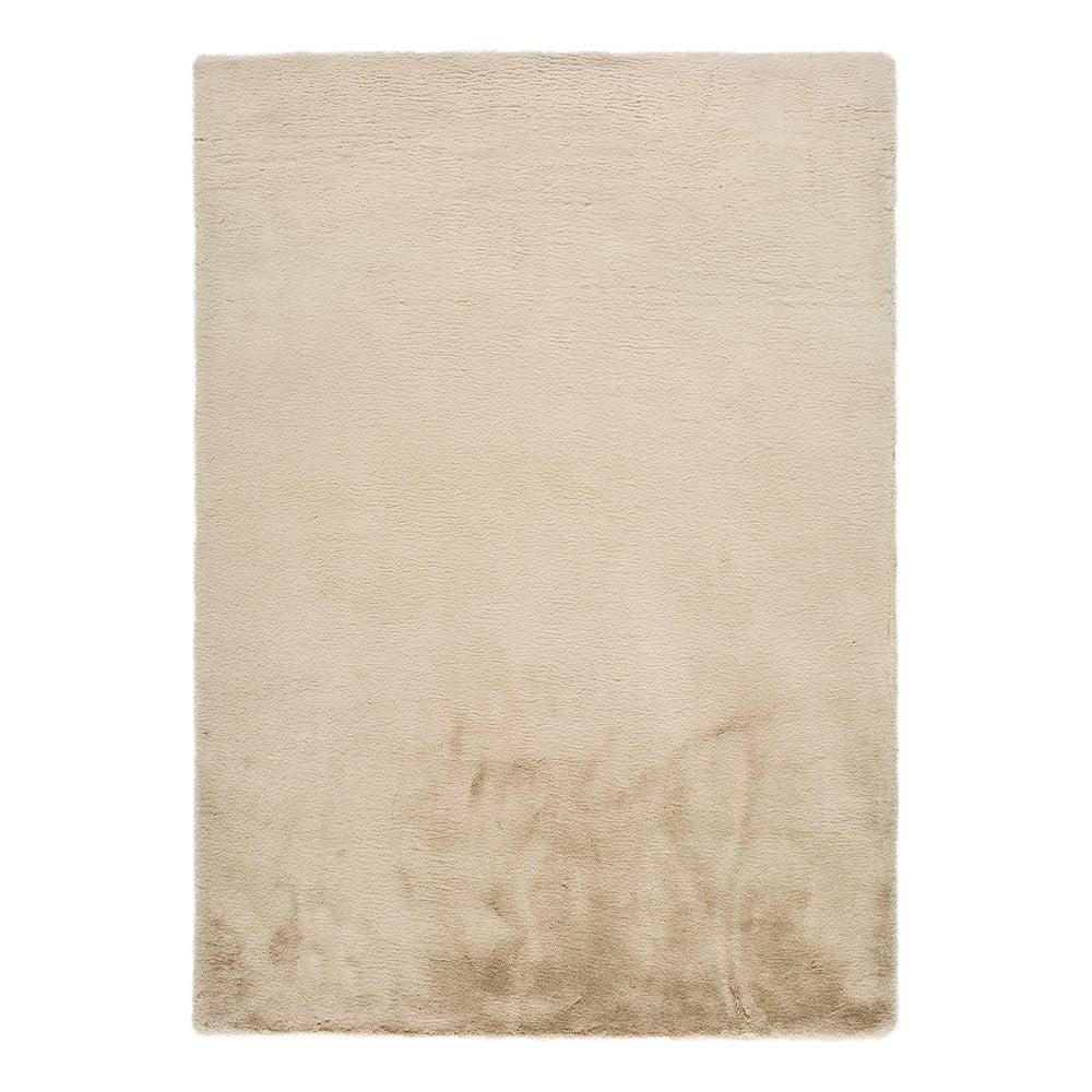 Béžový koberec Universal Fox Liso, 160 x 230 cm
