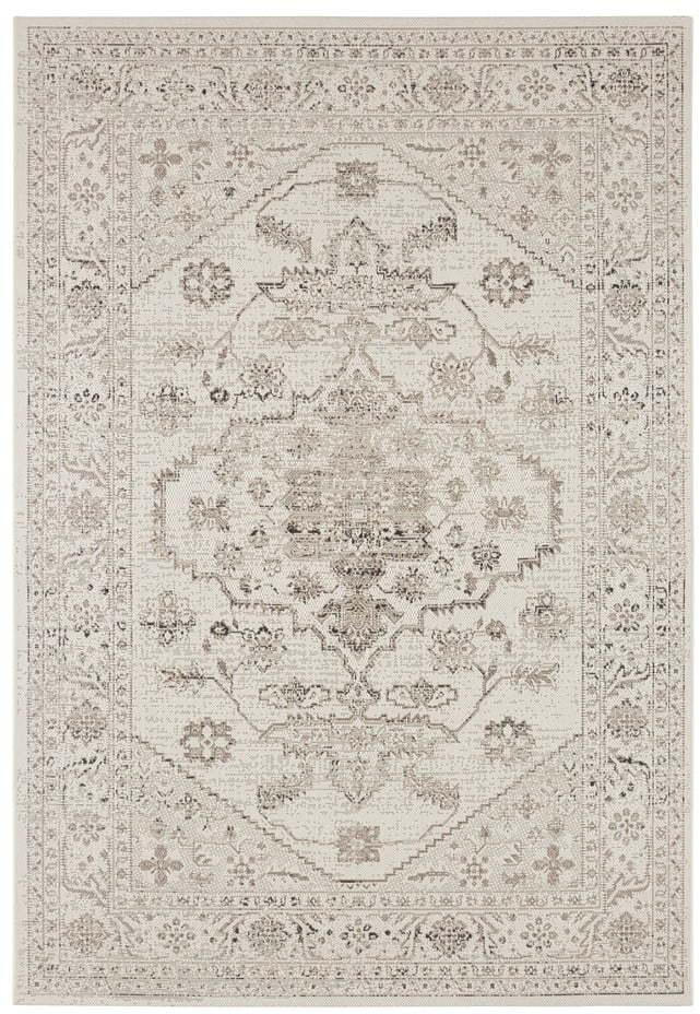 Béžový vonkajší koberec Bougari Navarino, 160 x 230 cm