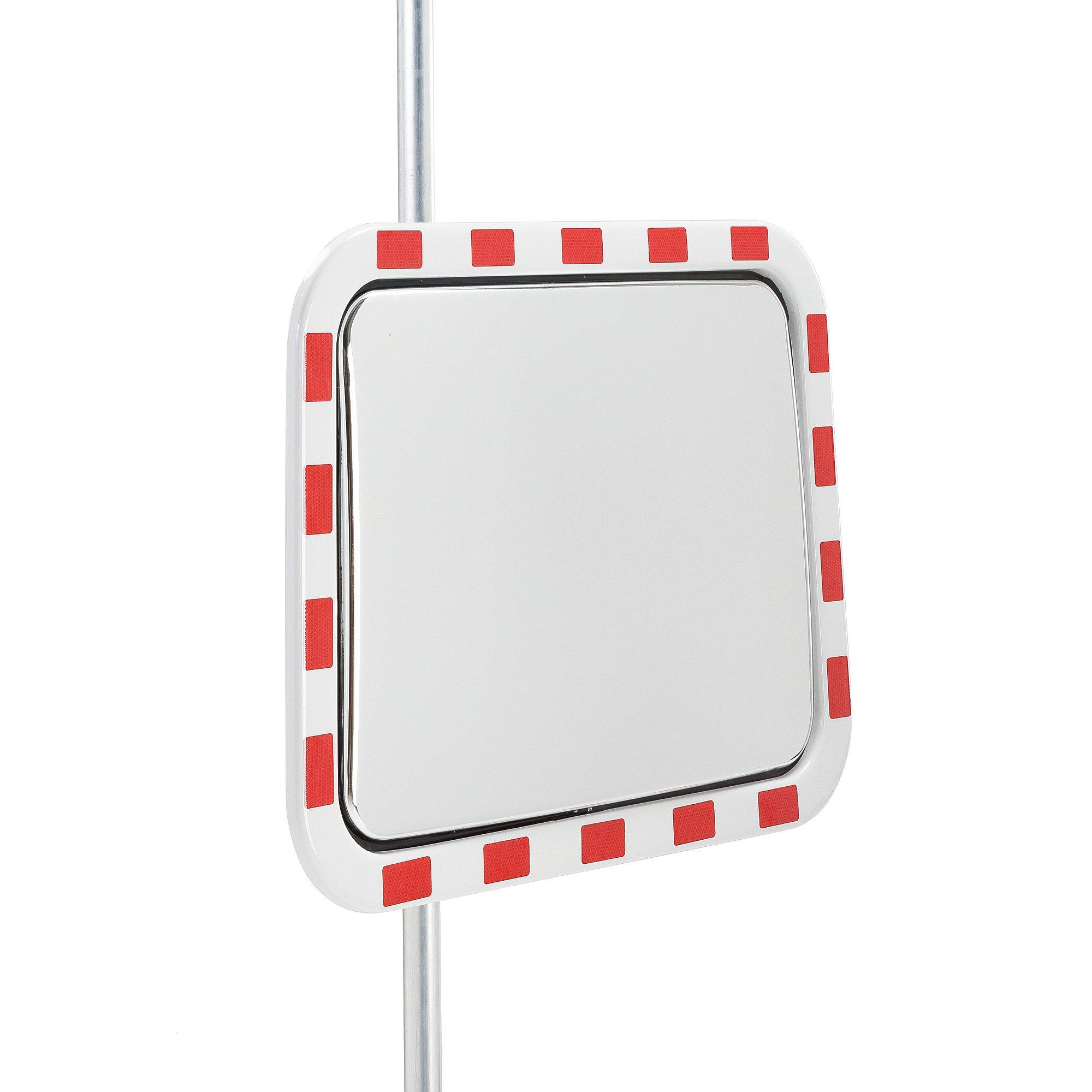 Bezpečnostné priemyselné zrkadlo, 800x600 mm