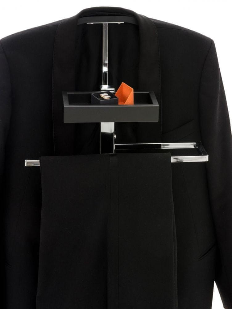BHM Germany Nemý sluha Bray, 108 cm, čierna