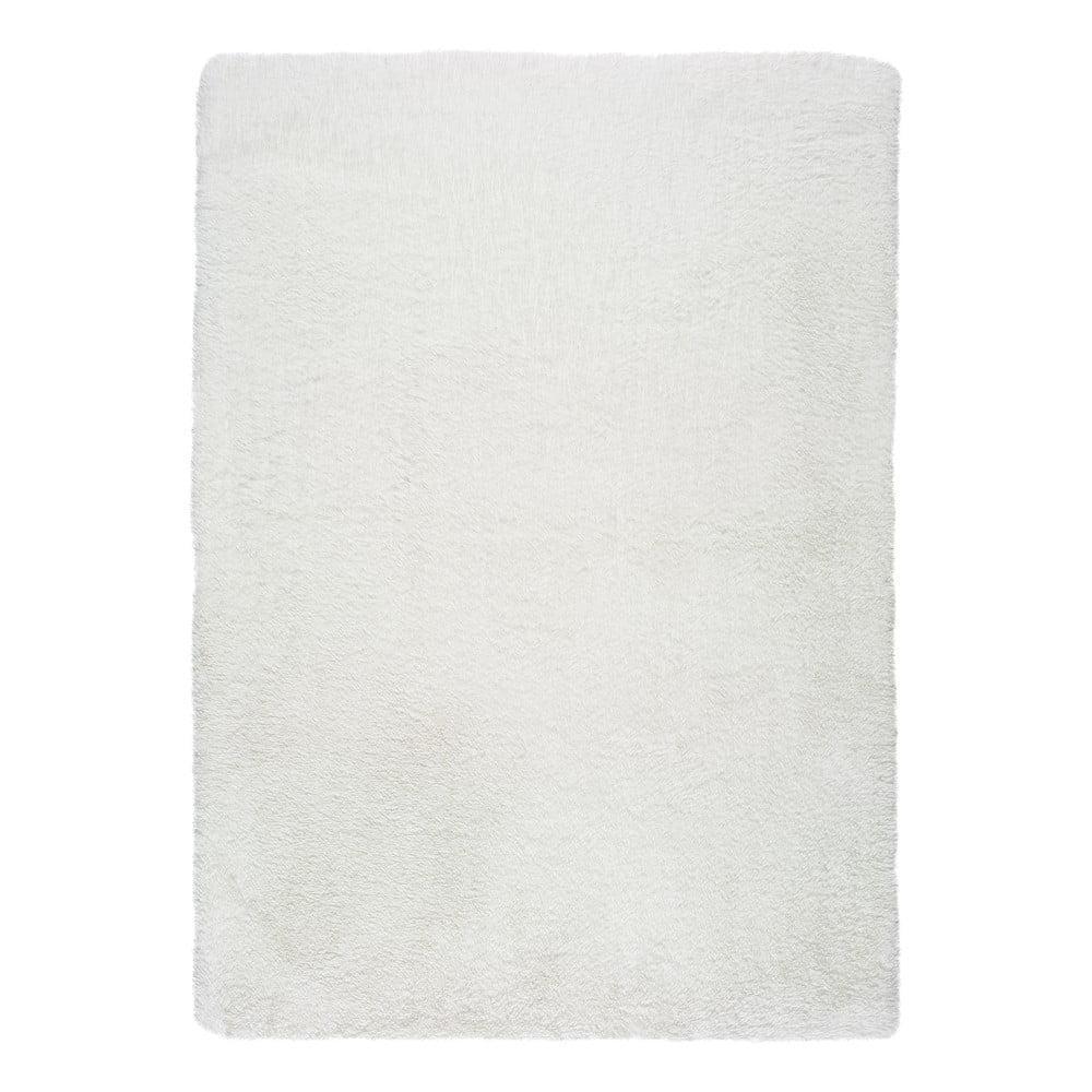 Biely koberec Universal Alpaca Liso, 160 x 230 cm