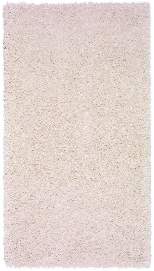 Biely koberec Universal Aqua, 100 × 150 cm