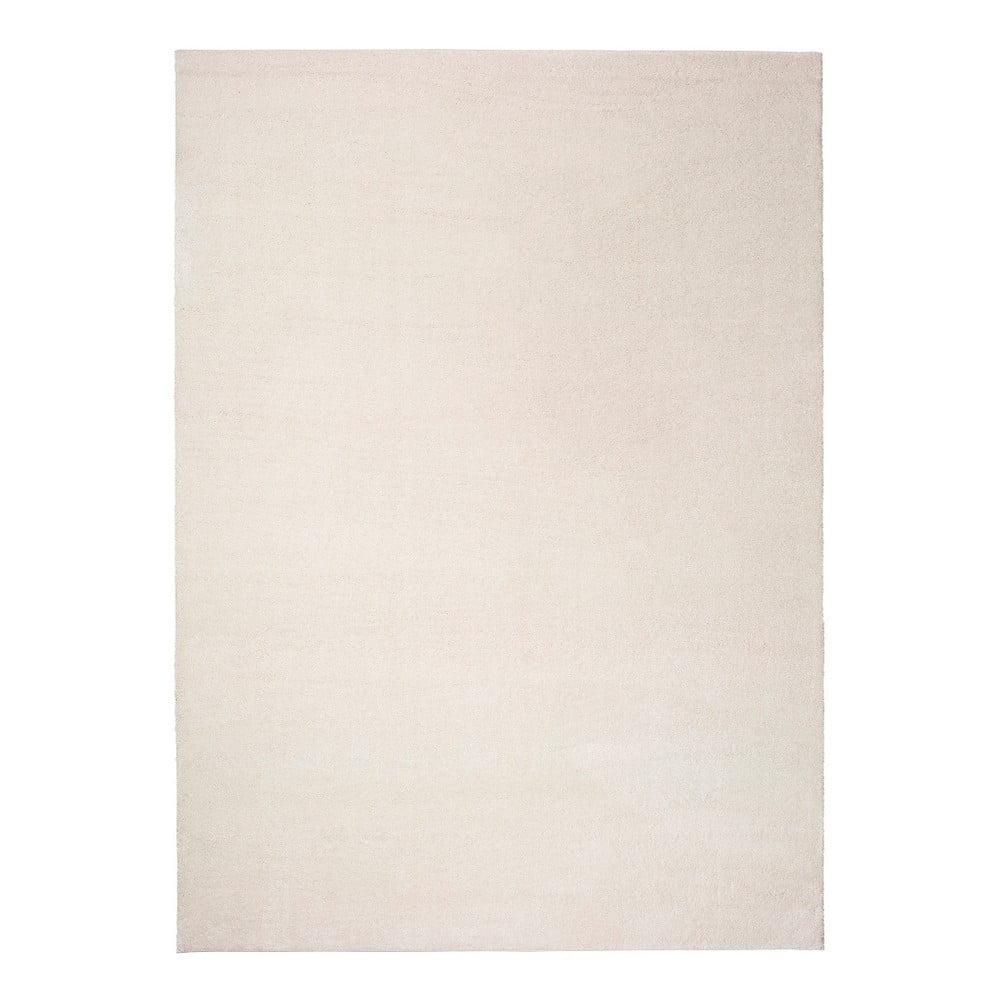 Biely koberec Universal Montana, 120 × 170 cm