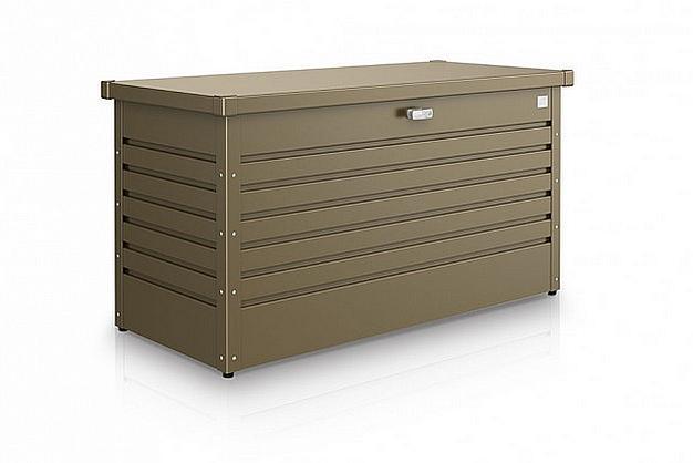 Biohort Vonkajší úložný box FreizeitBox 159 x 79 x 83 (bronzová metalíza)