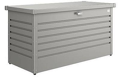 Biohort Vonkajší úložný box FreizeitBox 159 x 79 x 83 (sivý kremeň metalíza)