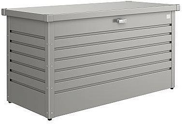 Biohort Vonkajší úložný box FreizeitBox 181 x 79 x 71 (sivý kremeň metalíza)