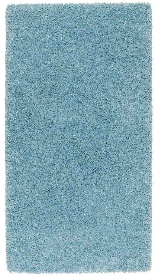 Bledomodrý koberec Universal Aqua, 100 × 150 cm