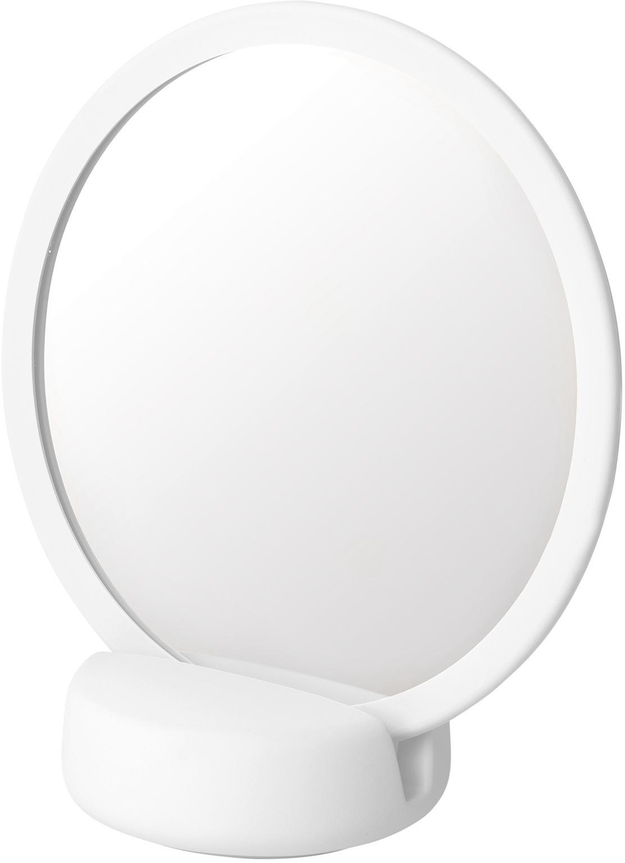 Blomus Stolní kosmetické zrcadlo bílé SONO