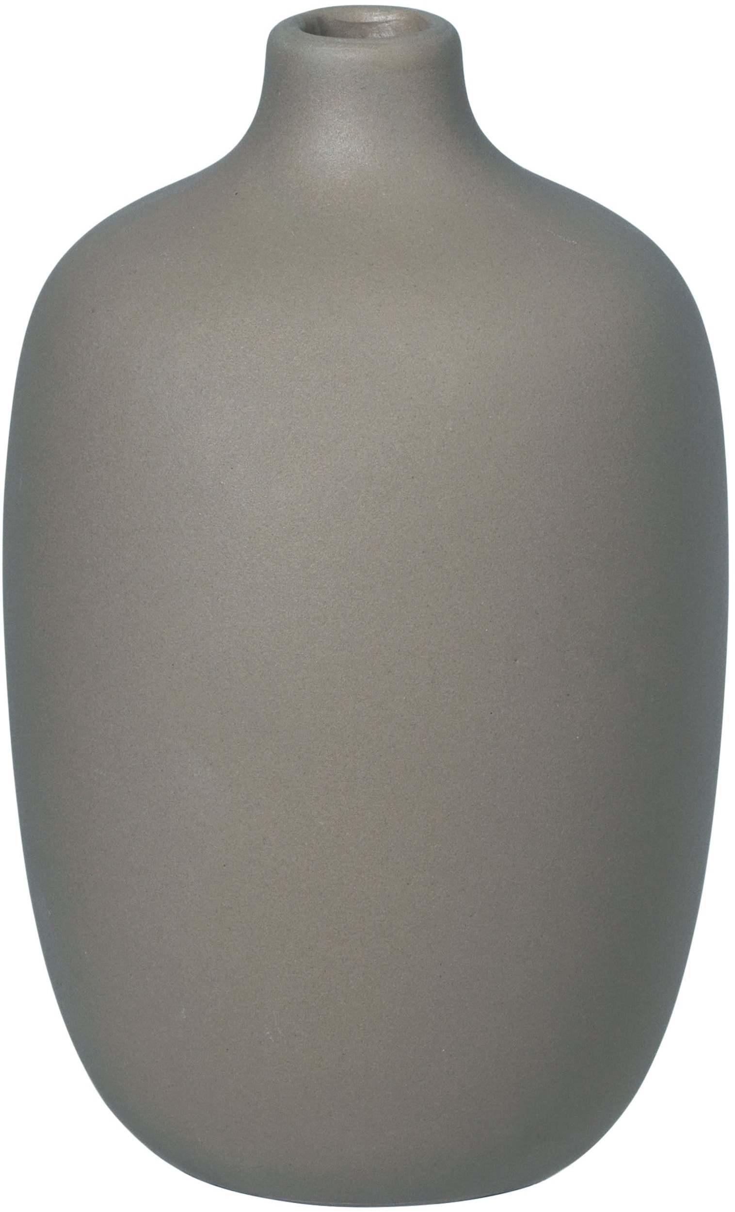 BLOMUS Váza 13 cm ceola šedivá
