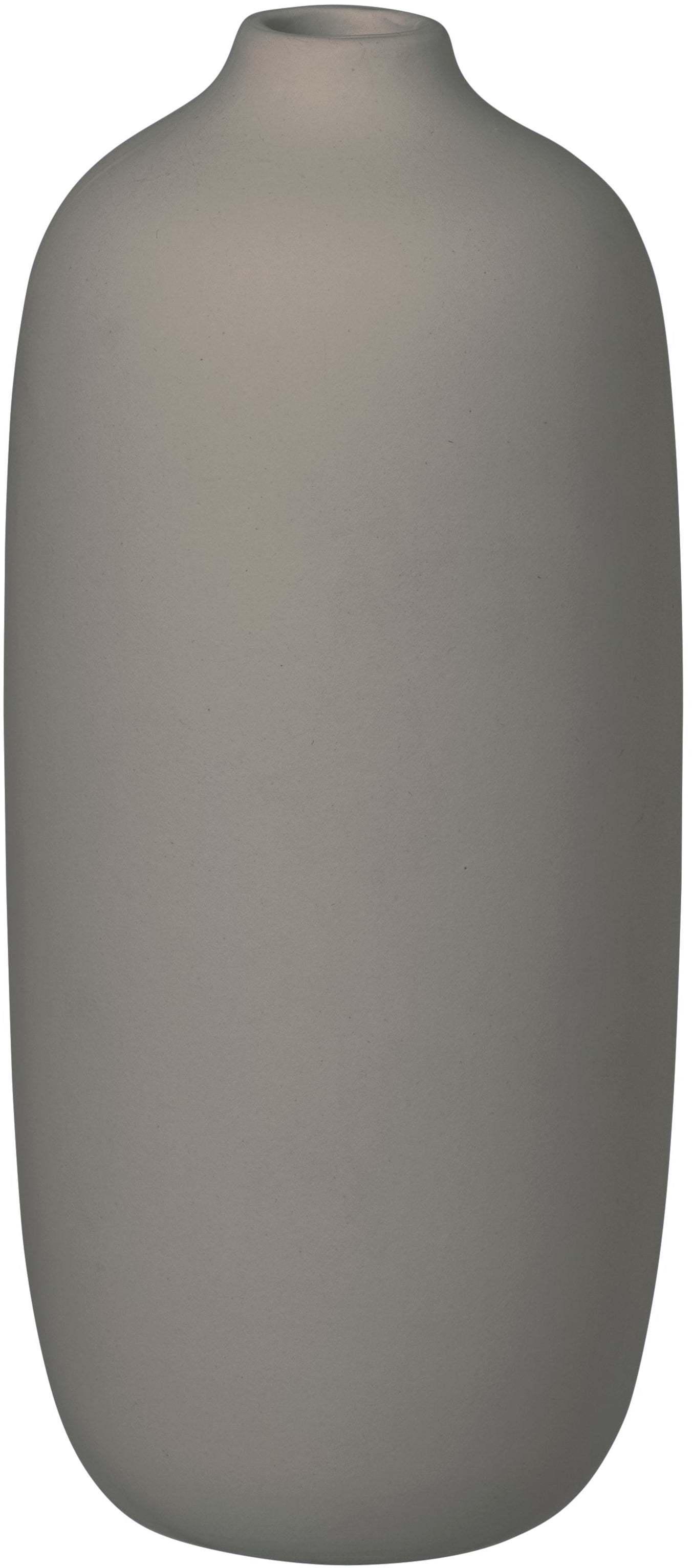 BLOMUS Váza 18 cm ceola šedivá