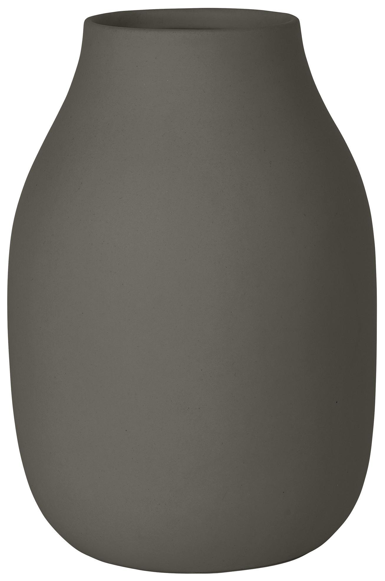 Blomus Váza ocelově šedá velká COLORA