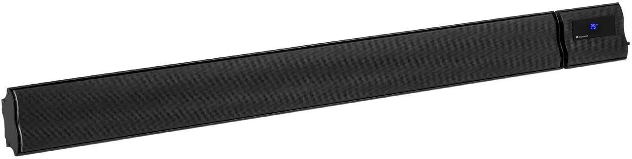 Blumfeldt Cosmic Beam Plus XXL, infračervený ohrievač, 3000 W, IP44, diaľkový ovládač, čierny