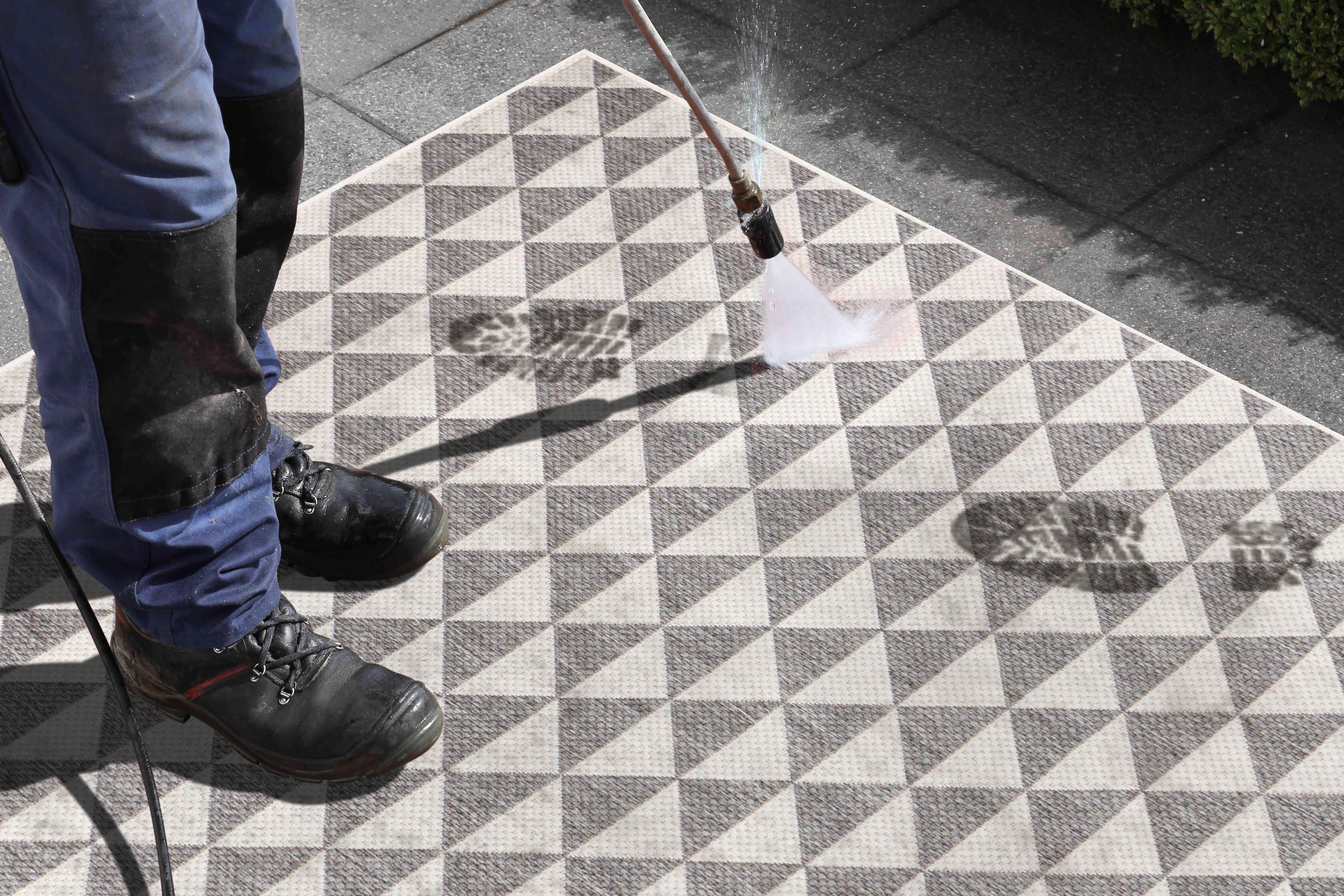 Bougari - Hanse Home koberce Kusový koberec Twin Supreme 103766 Grey/Cream - 80x250 cm