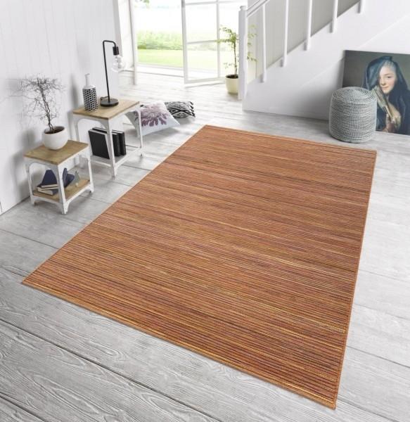 Bougari - Hanse Home koberce Venkovní kusový koberec Lotus Terra Orange Meliert 102443 - 160x230 cm