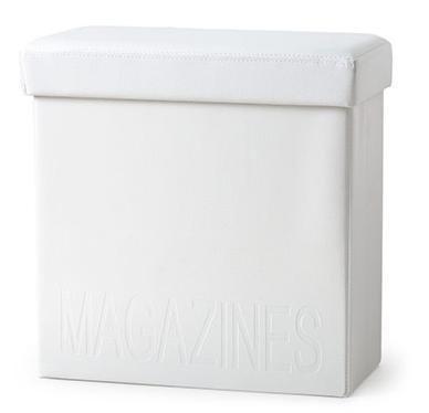 Box na noviny Balvi Relax, biely