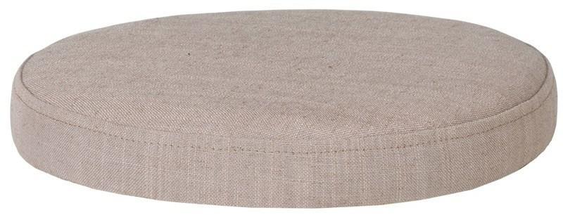 Broste Copenhagen Sedák na lavice/židle Broste Ninna   béžový