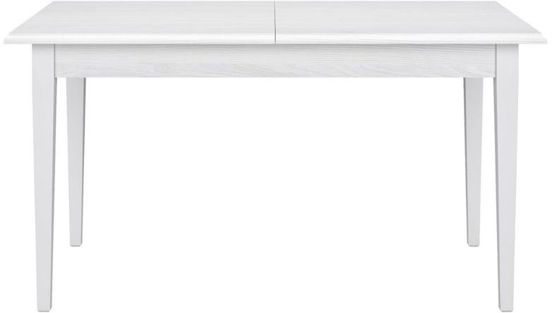 BRW Jedálenský stôl Idento STO/145 Farba dreva/ platu: Biały