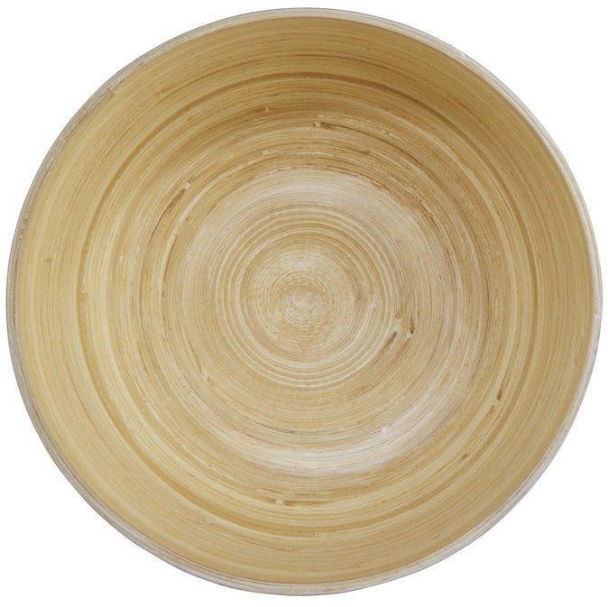 Butlers BAMBOO Bambusová miska 20 cm - antracitová