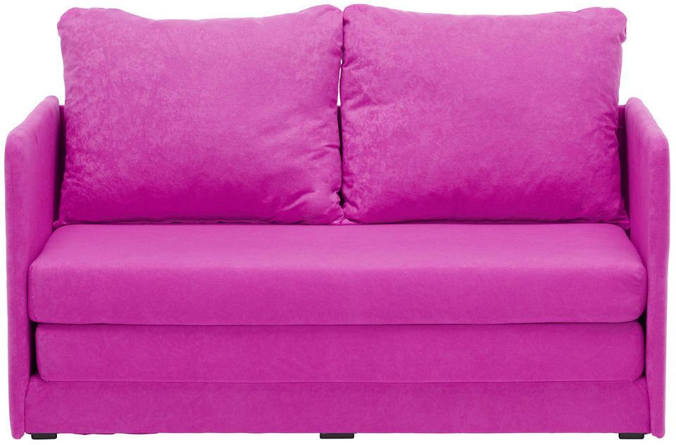 Carryhome POHOVKA PRE DETI A MLÁDEŽ, textil, pink - pink