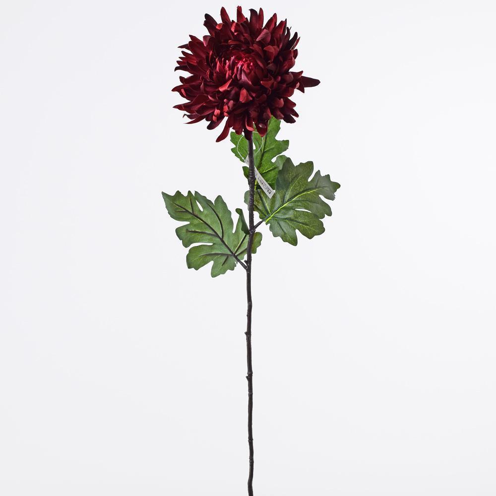 Chryzantéma kus bordo 60x17cm 1500365