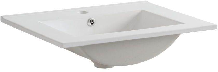 COM Skrinka pod umývadlo Ibiza white 820 UMÝVADLO: Áno