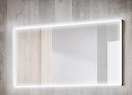 COM Zrkadlo LED ALICE ROZMER ZRKADLA: 80 x 65 cm