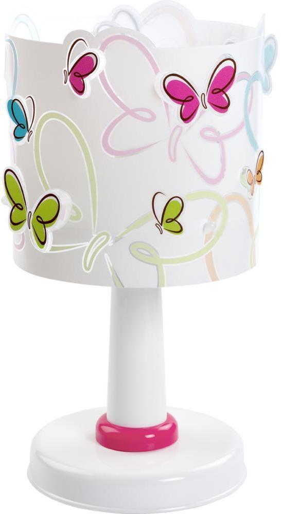 Dalber 62141 - Detská lampička BUTTERFLY 1xE14/40W/230V