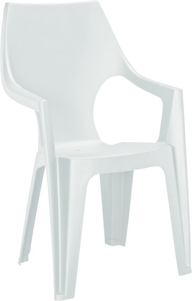 DANTE kreslo - biele