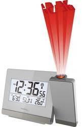 DCF projekčné hodiny Techno Line WT538 WT 538, strieborná