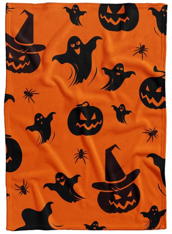 Deka Halloween vzor 2