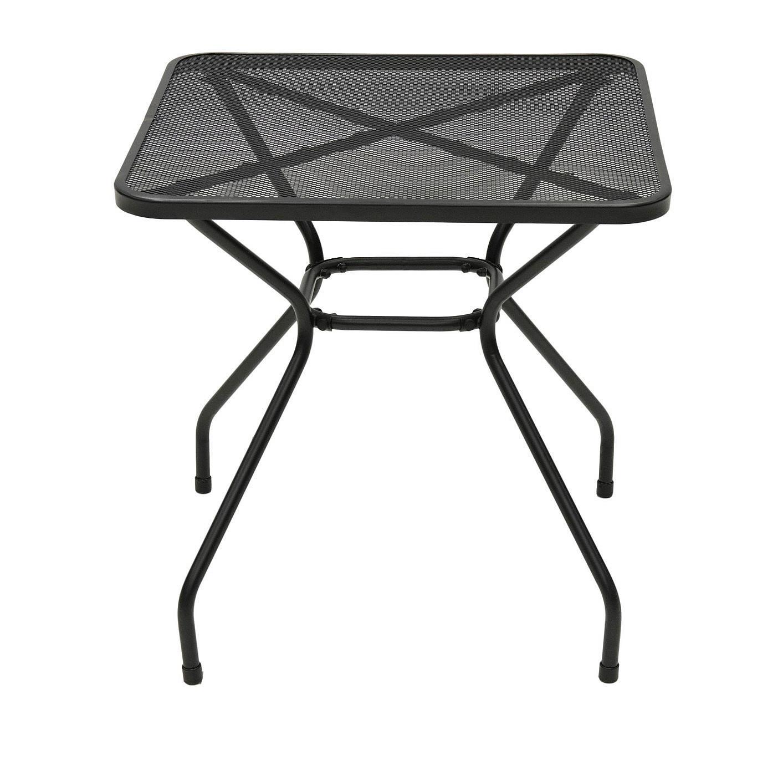 DEOKORK Kovový stôl TREND 70x70 cm