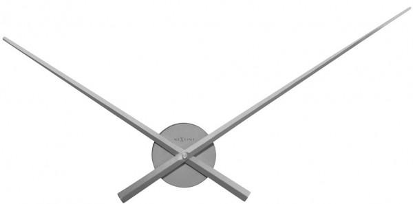 Designové nástenné hodiny 3118zi Nextime Hands 70cm