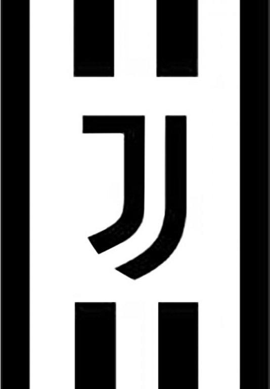 Detská deka Juventus FC Black and White 150x200 cm