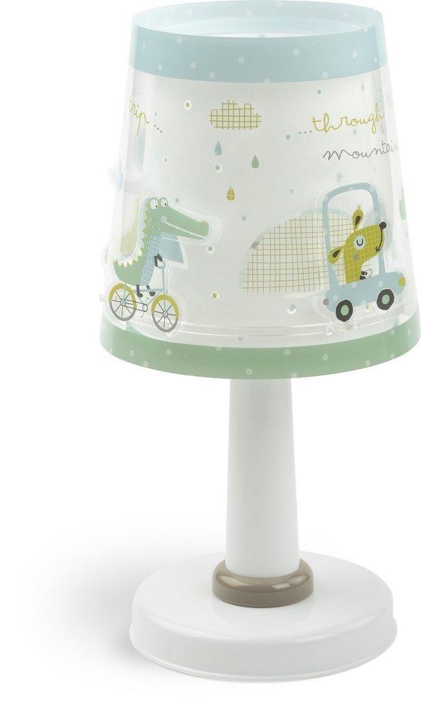 Detská stolová lampička - A Little Trip