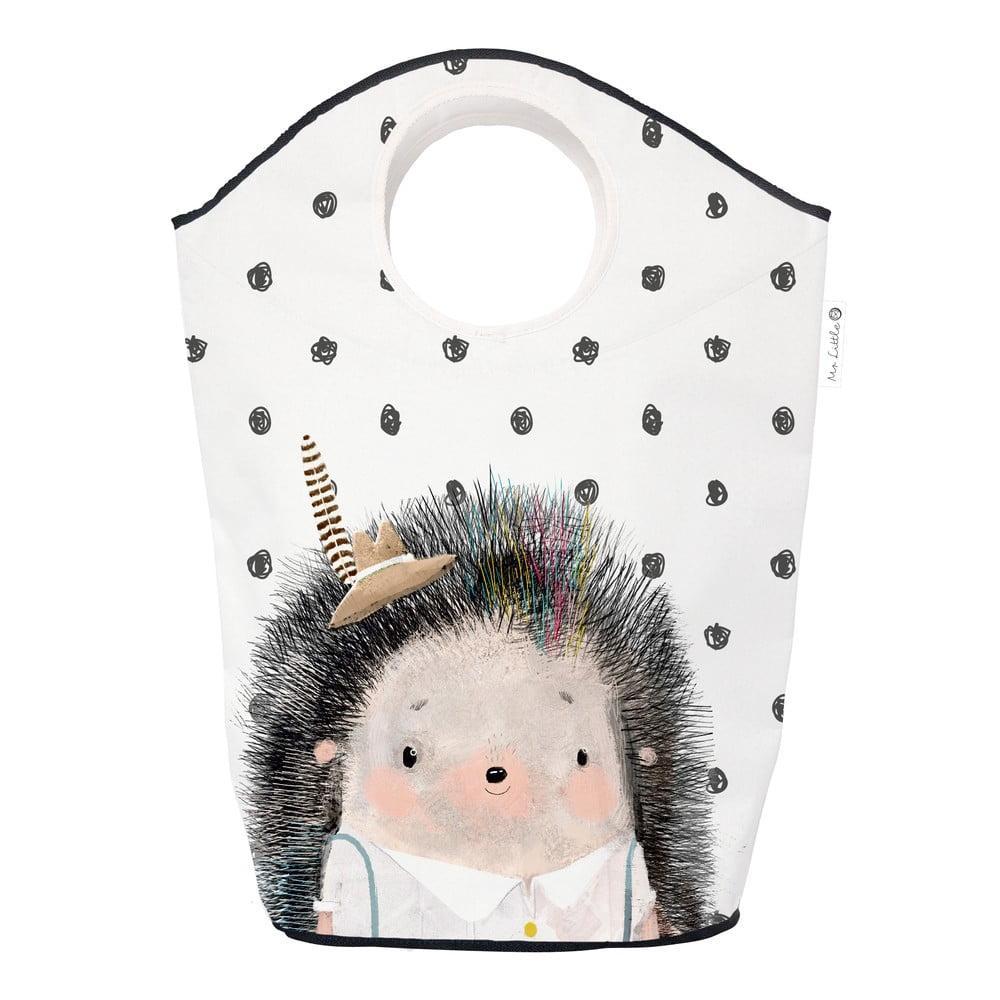 Detský úložný kôš Mr. Little Fox Hedgehog Boy