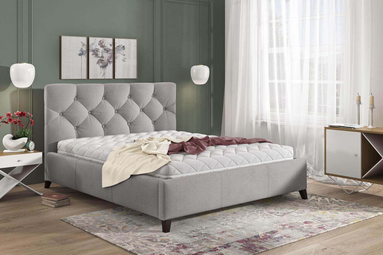 Dizajnová posteľ Lawson 160 x 200 - 8 farebných prevedení