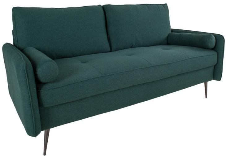 Dizajnová sedačka Kristian zelená