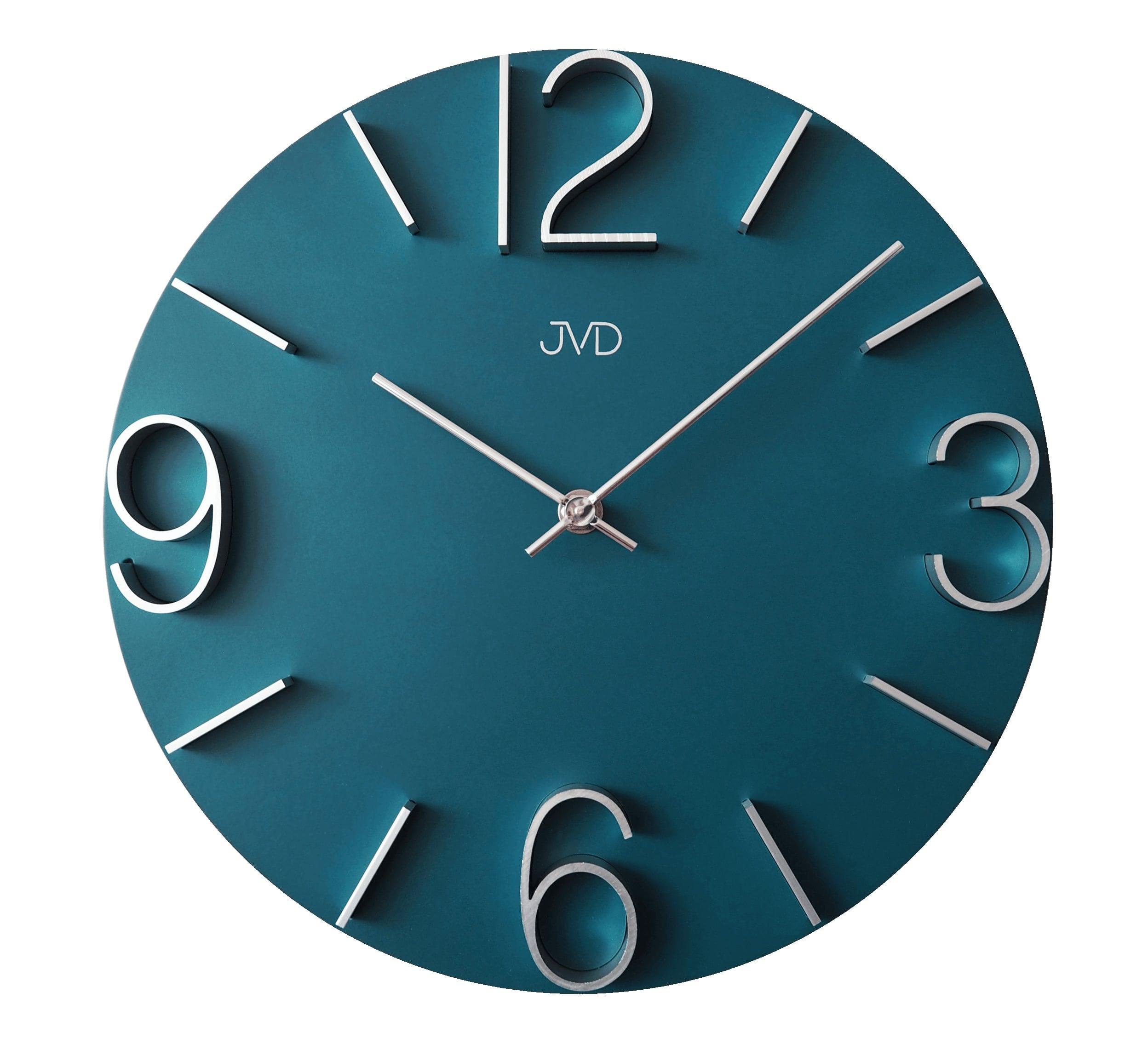 Dizajnové nástenné hodiny JVD HC37.3, 30 cm