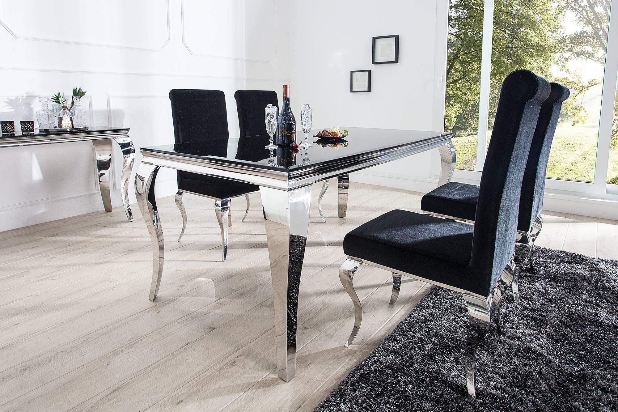 Dizajnový jedálenský stôl Rococo 200cm
