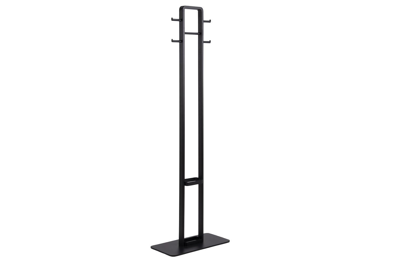 Dizajnový vešiak Danesha 180 cm čierny