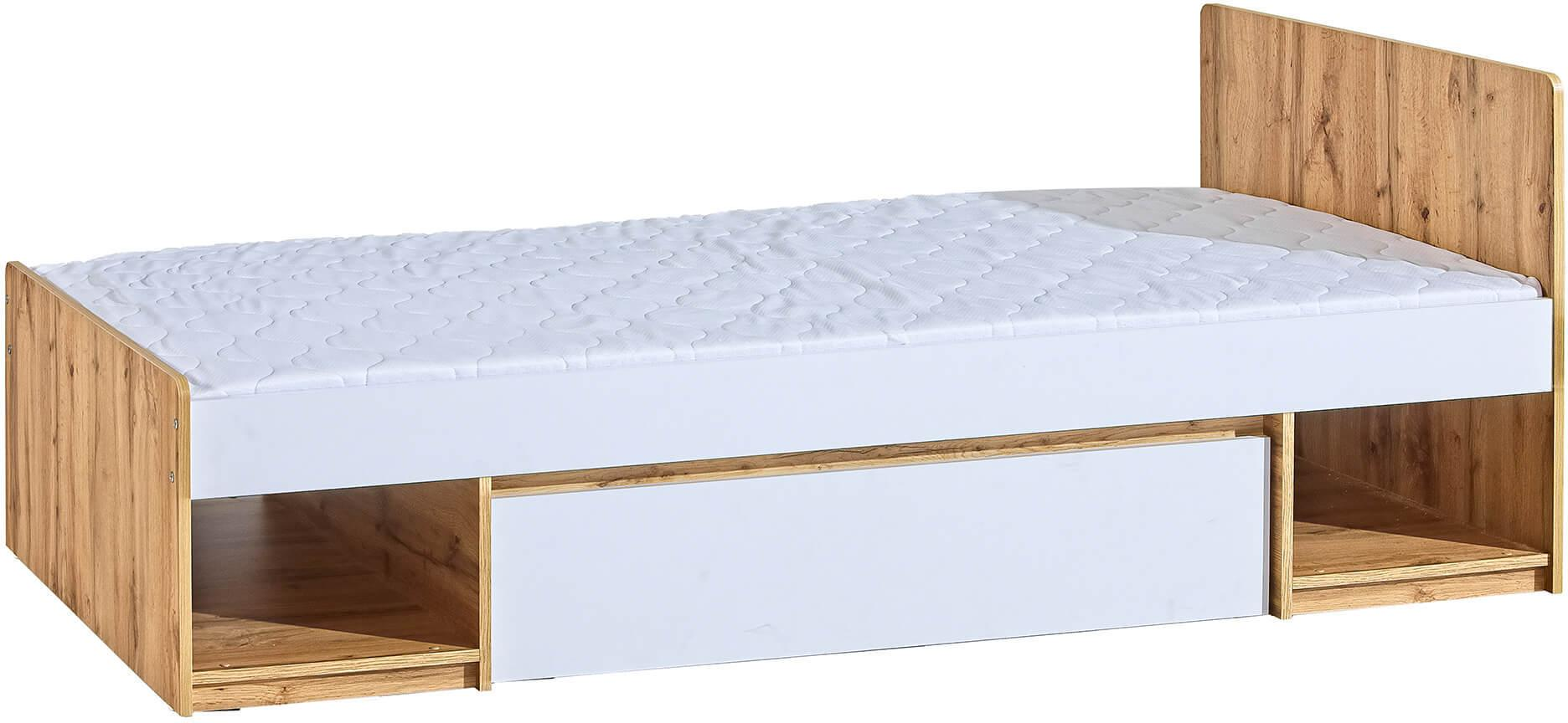 DL Detská posteľ Astana 195x90 - dub