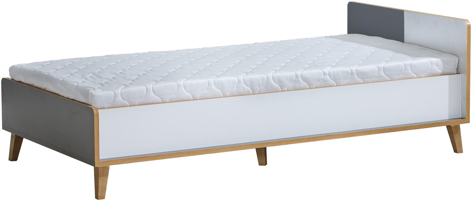 DL Detská posteľ VASAT 10 195x90